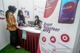 Mahasiswa Poltekpar Palembang rancang aplikasi E-Volunteer