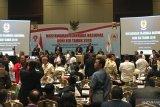 Musornas KONI di Jakarta diwarnai kericuhan