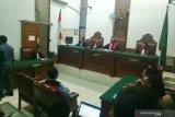 Tuntutan jaksa belum siap, sidang pembacaan tuntutan Joko Driyono kembali ditunda