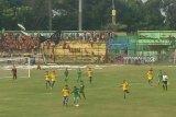 PSMS Medan kalah tipis (0-1) dari Cilegon United