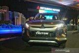 Mitsubishi perkenalkan New Triton meski pasar otomotif melemah