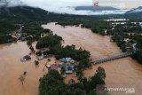 Bantuan banjir dari BUMN capai Rp2 miliar