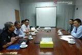 OJK Sulteng dan KPH Dampelas Tinombo bahas peluang produk pasar HHBK