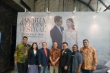 Jakarta Wedding  Fair  usung nuansa