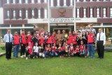 Indonesia juara umum kejuaraan karate internasional di Brunei