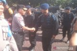 Kapolda Sultra terima personel pengamanan pemilu BKO Jakarta