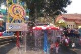 Taman Air Menari dibuka kembali