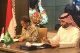 Indonesia and Saudi Arabia sign MoU on digital cooperation