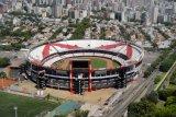 River Plate buka stadionnya lindungi tuna wisma dari musim dingin