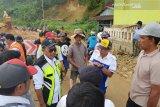 Jalan Trans Sulawesi yang amblas di Konawe sudah bisa dilalui