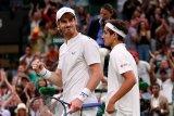 Andy Murray setelah  kembali dan langsung cetak kemenangan