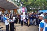 Gendre se-Indonesia Deklarasi Pendewasaan Usia Perkawinan di Harganas