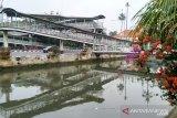 Sampah medis meningkat di muara sungai Teluk Jakarta