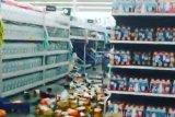 Gempa bermagnitudo 5,9 guncang California Utara