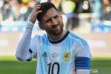 Jangan pernah ingin jadi Messi