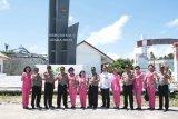 Kapolda Sulawesi Utara kunjungi Pulau Miangas