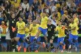 Pemain Brasil merespons komentar kontroversial Messi