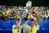 Bolsonaro klaim Brazil siap jadi tuan rumah Copa America 2021