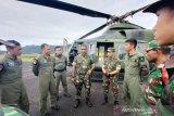 Pencarian helikopter MI -17 terus berlanjut meski belum menemukan jejaknya