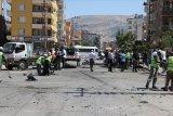 Gudang amunisi milik militer Turki meledak