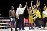 Tibo Monabesa juara dunia tinju versi IBO