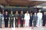 Bupati Sangihe irup HUT Bhayangkara ke-73