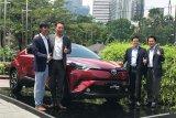 Toyota genjot penjualan mobil hybrid