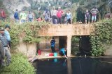 Polisi periksa perusahaan terkait dugaan pencemaran limbah di Sungai Sampit, Kotim