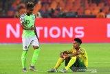 Rohr, pelatih Nigeria puji anak asuhnya lahirkan gol menit-menit akhir