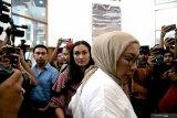 Atiqah Hasiholan bersyukur ibunya Ratna Sarumpaet divonis dua tahun