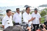 Presiden Jokowi ingin menjadikan pariwisata Manggarai Barat  bagus