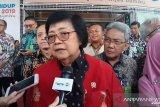 Menteri LHK sebut konsep ibu kota baru sekaligus untuk perbaiki lingkungan