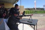 Polres Kupang memiliki lapangan tembak