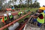 Kurang 4 persen desa di Riau bakal terang