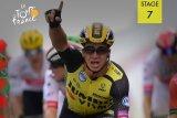 Pebalap Groenewegen menangi etape tujuh Tour de France