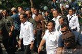 Gerindra nyatakan 99,9 persen masyarakat inginkan pertemuan Jokowi-Prabowo