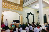 Tim Provinsi Nilai Didikan subuh masjid Iqrar kelurahan IX Korong, Kota Solok