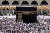 Arab Saudi tangguhkan pelayanan umrah untuk cegah penyebaran virus corona