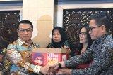 DPR terima surat Baiq hingga JK apresiasi Jokowi-Prabowo