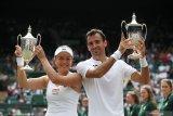 Petenis Taiwan juara ganda campuran Wimbledon 2019