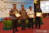Polres Sangihe terbaik satu pelaksanaan anggaran se-Sulawesi Utara