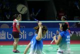 Nadya/Tiara terhenti di babak kedua Indonesia Open