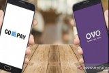 Layanan dompet  digital mayoritas transaksi retail