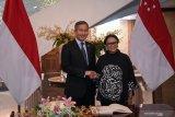 Indonesia berusaha ambil alih ruang kendali udara dari Singapura