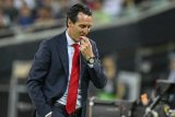 Performa Arsenal jeblok, Emery masih dapat dukungan manajemen