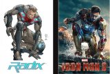 Marvel digugat terkait tuduhan 'Iron Man 3' jiplak komik lain