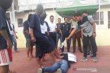 Akibatkan korban meninggal, polisi tahan tujuh tersangka pengeroyokan