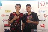 Ricky/Angga berhati-hati hadapi Li/Liu di babak dua Indonesia Open