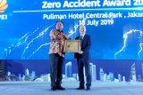 Huawei menerima  penghargaan