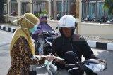 BPBD OKU bagikan ribuan masker  ke 13 kecamatan